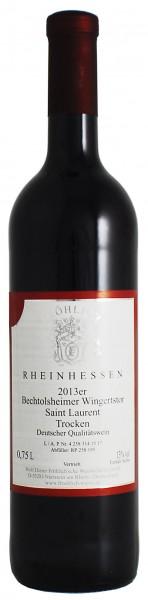 2013 Bechtolsheimer Wingertstor, St. Laurent Qualitätswein