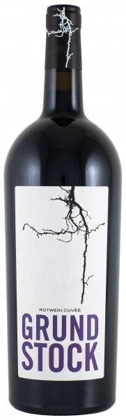 2016 Bechtolsheimer Petersberg, Grundstock Rotwein Cuvée Qualitätswein trocken - Magnumflasche