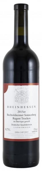 2015 Bechtolsheimer Sonnenberg Regent Qualitätswein trocken