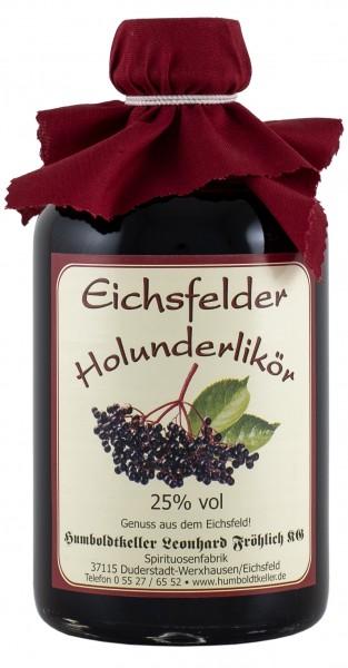 Eichsfelder Holunderlikör - 25% vol