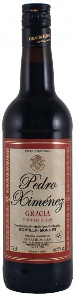 Pedro Ximenez Montilla Dulce 15% vol