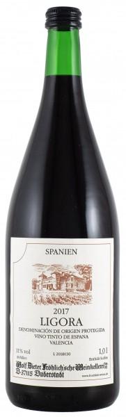 2017 Ligora Vino Tinto de Espana DO