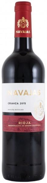 2015 Navajas DO Vino Tinto - Crianza
