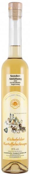 Eichsfelder Kartoffelschnaps Spirituose 35% vol. - Eichenholzgelagert
