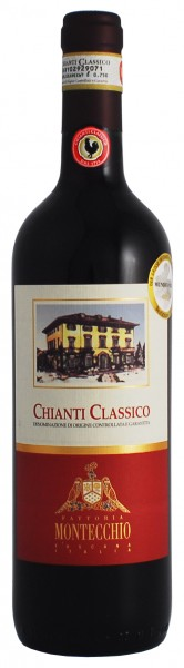 2014 Chianti Classico DOCG Gallo Nero