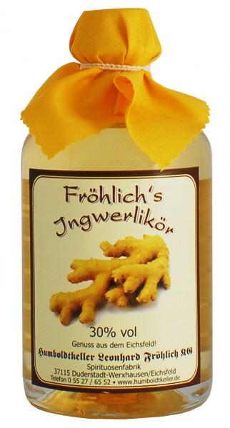 Fröhlich's Ingwerlikör - 30% vol
