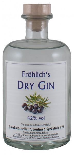 Fröhlich's DRY GIN - 42% vol