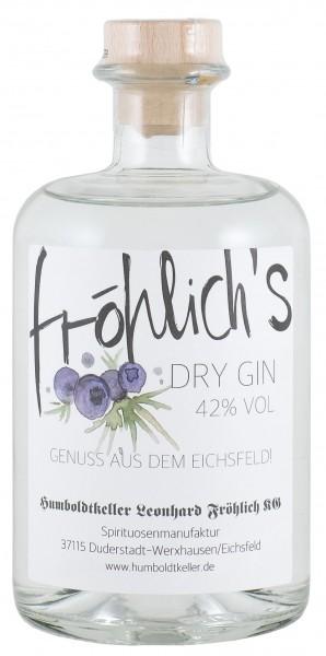 Fröhlich's Dry Gin
